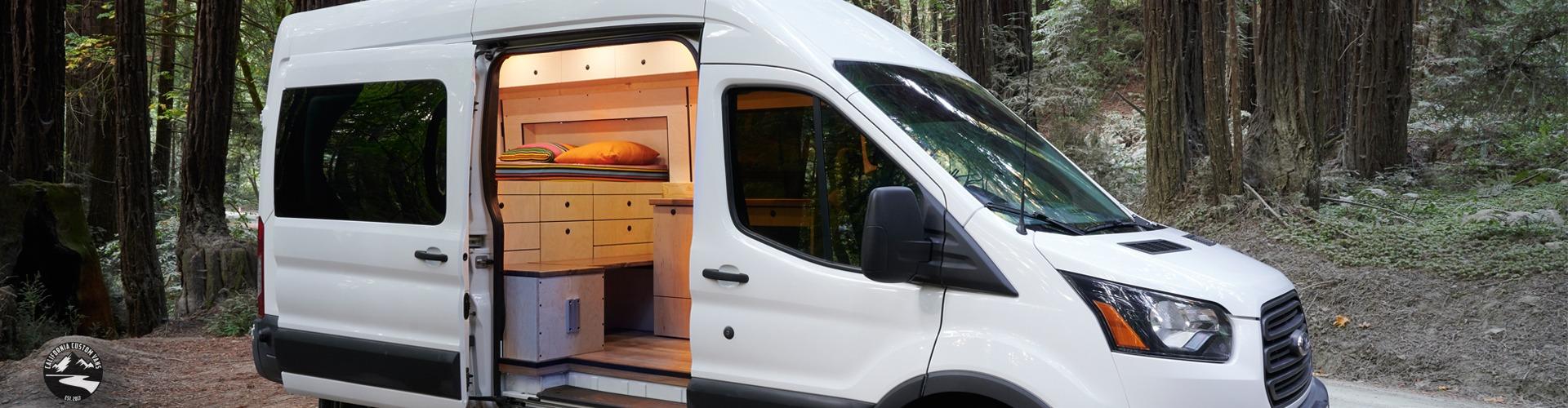 California Custom Vans